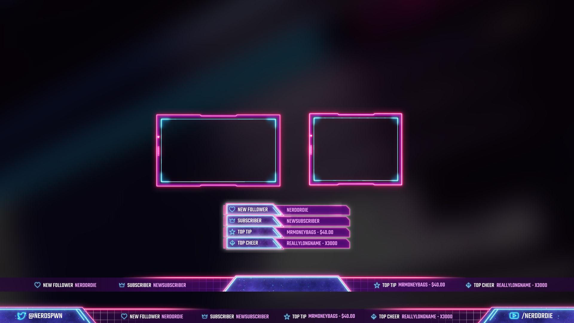 Retrowave : Stream Package