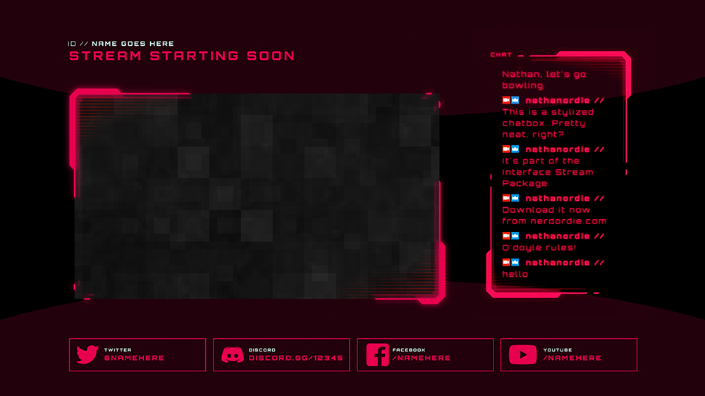 Interface : Stream Package